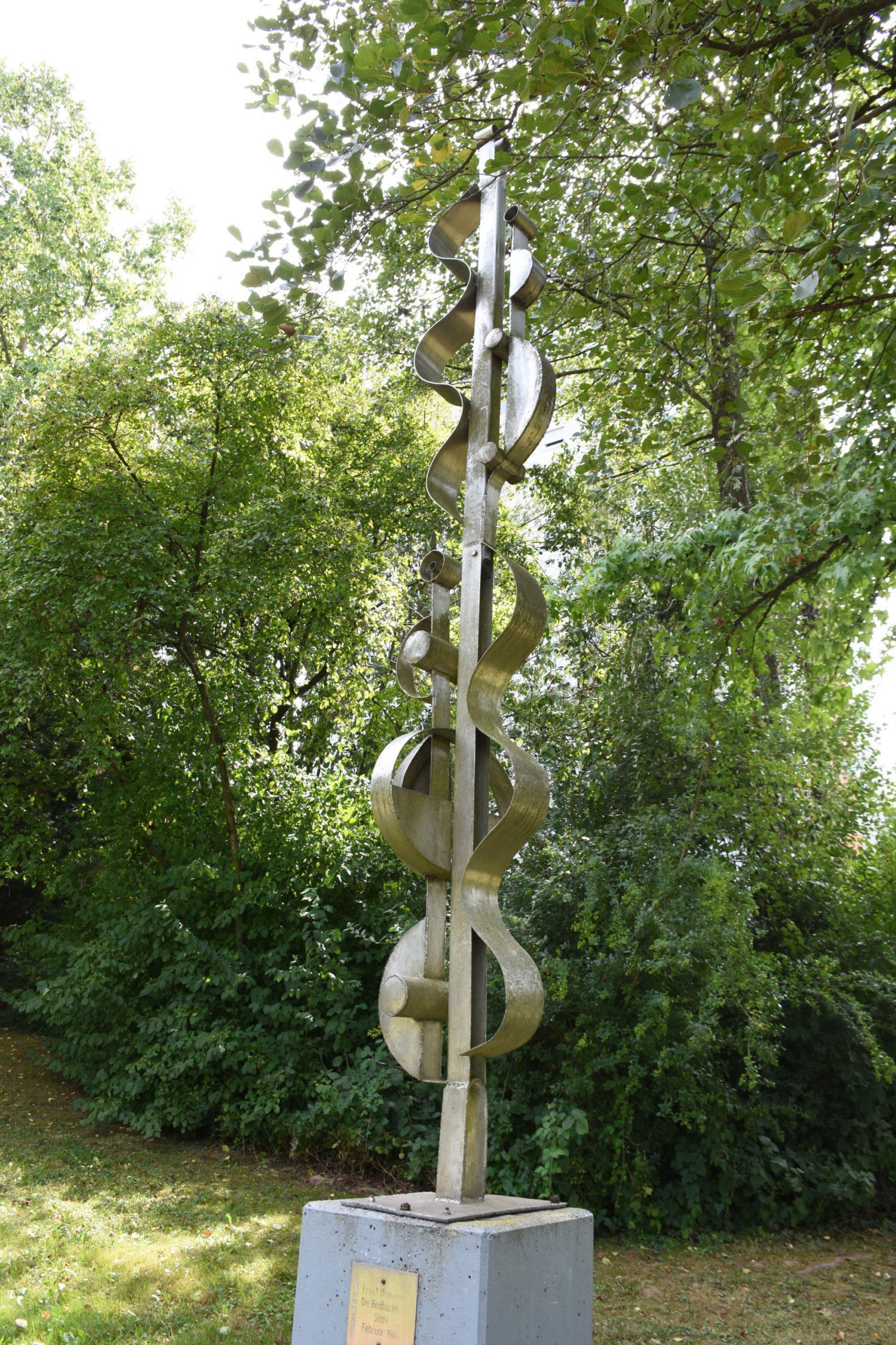 Ernst ThomannSkulpturen Park EM