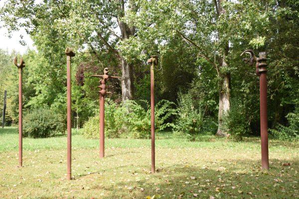 Jörg Siegele - Skulpturen Park EM