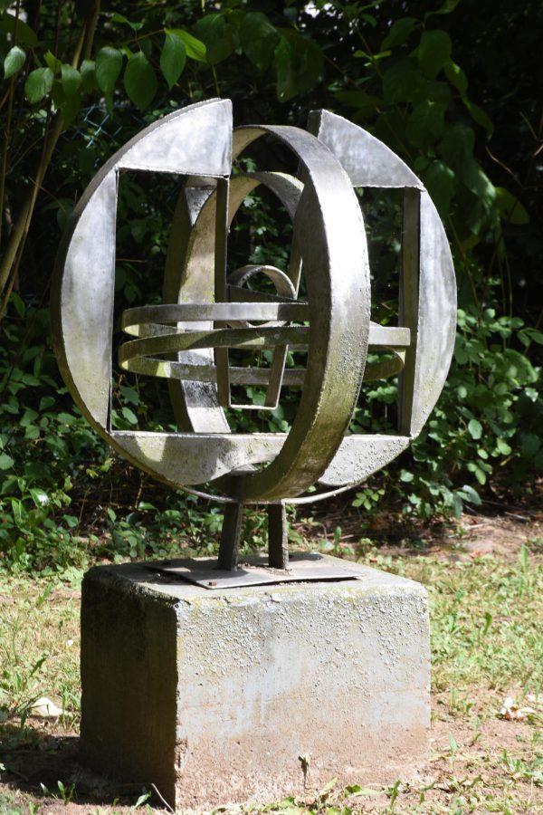 Ernst Thomann - Skulpturen Park EM